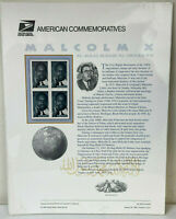 American Commemoratives Malcom X 1999