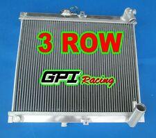 1988 aluminum radiator for mazda RX7 FC3S RX-7 FC-3S S4 MT 86-88 87 1988 1987