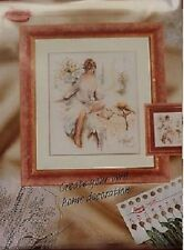New Lanarte Cross Stitch kit 34715 My Dairy OOP rare Out of Print.