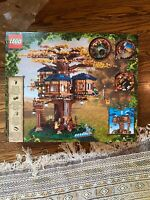 LEGO 21318 IDEAS Tree House - New Sealed - IN HAND FREE SHIPPING