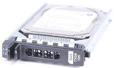 """Dell 73 GB 2.5"""" 10K SAS Hot Swap Festplatte 0J8089 / J8089"""