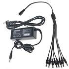 12V AC Adapter  1 to 8 Splitter For SDR-B75303 SDR-B75303N SDR-75303N2T Power
