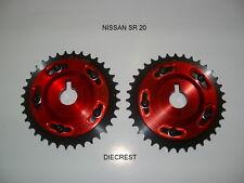 NISSAN SR 20  ADJUSTABLE CAM SPROCKETS.