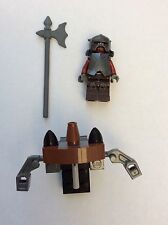 LEGO The Lord of the Rings Uruk-Hai mini figure Genuine