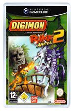 DIGIMON RUMBLE ARENA 2 NINTENDO GAMECUBE FRIDGE MAGNET IMAN NEVERA