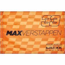 Red Bull Racing F1 Max Verstappen #33 Orange Flag
