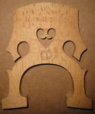 """Aubert Cello Bridge """"DELUXE""""- 4/4 - 88mm-- French Style"""