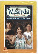 Wizards of Waverly Place: Wizards vs Vampires (DVD, 2010, Disney Movie Club) NEW