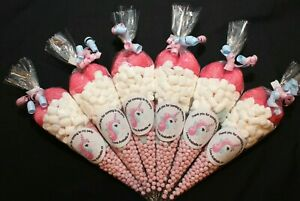 Pre-filled sweet cone Personalised Themed s Childrens party bags FREE DELIVERY
