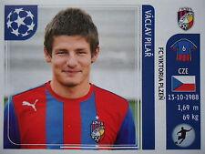 Panini 545 vaclav pilar victoria plzen uefa cl 2011/12
