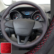 Anti-slip Steering Wheel Covers for Ford Focus SE 2015 -18 Escape (rubber wheel)