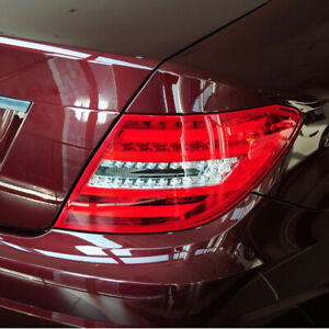 Car Right LED Tail Light Rear Lamp Brake Fit For Mercedes Benz C W204 C250 C350