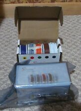 NEW 2 BOXES OF STRIVEDAY 18 AWG  Flexible Silicone Tinned copper Wire BOX 2