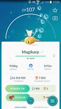 Shiny Magikarp Trade