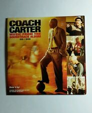 COACH CARTER TWISTA FAITH EVANS SAMPLER MUSIC VIDEOS FROM THE SOUNDTRACK CD DVD
