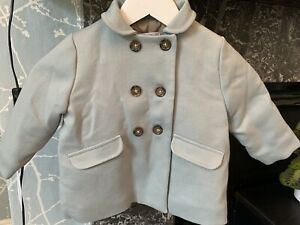 Pepa & Co Coat By Theo Y Olivia 24m Bnwt Of £68. Fab