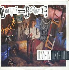 7inch DAVID BOWIE day in day out GERMAN 1987 EX+  +PS