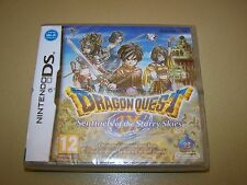 Dargon Quest IX Sentinels of the Starry Skies DS **New & Sealed**