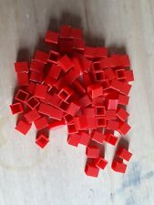 Vintage risk red Board Game Replacement Pieces w294