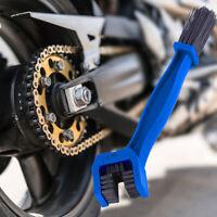 Motorcycle Bike Bicycle Motocross Chain Wheel Cleaning Brush Motorbike Cleaner