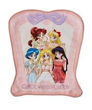 NEW Sailor Moon Q-pot Qpot Japan 2017 Sweet Dream Mirror Mini Towel Handkerchief
