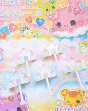 New Kawaii Lollipop Star Glitter Hair Clip Hair Bow Fairy Kei Cosplay Anime Cute