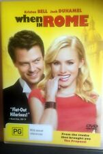 When In Rome (DVD, 2010) PRE OWNED