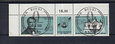 481 ) Germany 1991  World Gas Congress, Commemorative Strip