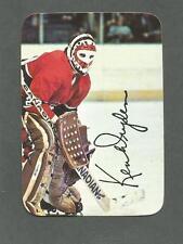 1977-78 OPC O-Pee-Chee Hockey Ken Dryden #5 Canadiens Insert Subset NM/MT