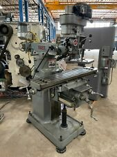 Tree Vertical Milling Machine 2 Uvr Dro Power Feed Tooling