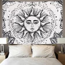 Art Mandala Sun Pattern Tapestry New Room Wall Hanging Psychedlic Tapestry Decor