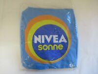 Werbeartikel : Alte aufblasbare Werbefigur - NIVEA Sonne - Strandball - OVP