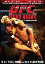 UFC - The Best of Fight Night (DVD, 2009)