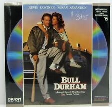 Bull Durham Laserdisc Orig. Factory Sealed/ New