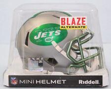 NFL New York Jets Football Americano Riddell Blaze Velocità Mini Helmet
