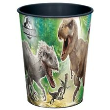 Jurassic World Plastic Party 16oz Birthday Cup Park Dinosaurs for Children