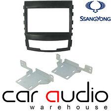 Connects 2 ctksy 01 SSANGYONG KORANDO-SPORT 2012 sur Stéréo Double DIN Kit de montage