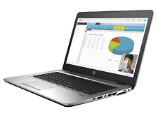 "HP Mt42 A8-8600b 14"" 4gb 32gb SSD Wes7 WiFi WWAN No Odd"