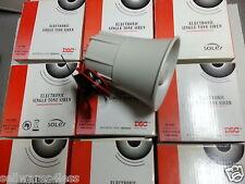 DSC / SOLEX ELECTRONIC ALARM BURGLAR HORN SIREN 20 WATT 12 Volts ADEMCO GE NAPCO
