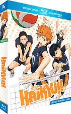 ★Haikyu!!★ Intégrale (Saison 1) - Edition Saphir [3 Blu-ray]