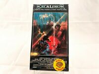 Excalibur VHS Video Tape Movie NEW FACTORY SEALED Nigel Terry