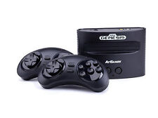 Sega Genesis Launch Edition Black Console