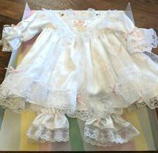 "NIB Item #D232 Heritage Mint 20"" vinyl baby doll outfit"