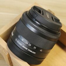 EF-M 15-45mm f/3.5-6.3 IS STM Graphite