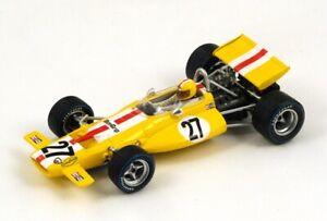 S3135 Spark: 1/43 McLaren M7C #27 United States Grand Prix 1970 Jo Bonnier