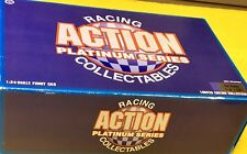 NHRA Pat Austin RED WING SHOES Action Platinum Series Collectable