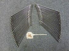 """Harley  16"""" Stainless Steel  Spoke Kit"""