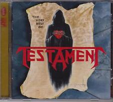 THE VERY BEST OF TESTAMENT - CD - NEW -