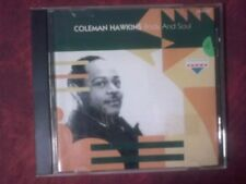 HAWKINS COLEMAN- BODY AND SOUL (CLASSIC JAZZ,1993). CD.