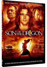 NEW MINI SERIES DVD // SON of the DRAGON - John Reardon, David Carradine, Desire